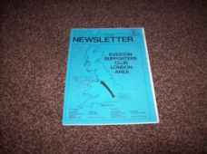 ESCLA Newsletter - May 1985